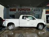 2011 Super White Toyota Tundra TRD Double Cab 4x4 #42596352