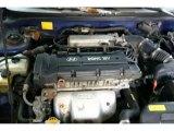 2000 Hyundai Tiburon Engines