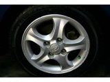 Hyundai Tiburon 2000 Wheels and Tires