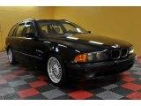 2000 Jet Black BMW 5 Series 528i Wagon #42596930
