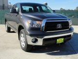 2011 Magnetic Gray Metallic Toyota Tundra Double Cab 4x4 #42596638