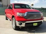 2011 Radiant Red Toyota Tundra CrewMax #42596639