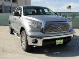 2011 Silver Sky Metallic Toyota Tundra Double Cab #42596640