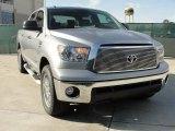 2011 Silver Sky Metallic Toyota Tundra Texas Edition CrewMax #42596643