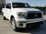 2011 Super White Toyota Tundra CrewMax 4x4 #42596645