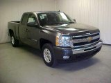 2011 Taupe Gray Metallic Chevrolet Silverado 1500 LT Extended Cab #42596965