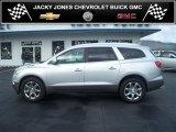 2010 Quicksilver Metallic Buick Enclave CXL AWD #42596978