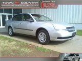 2005 Galaxy Silver Metallic Chevrolet Malibu Sedan #42596983