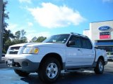 2002 Oxford White Ford Explorer Sport Trac 4x4 #42596462