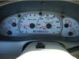 2002 Ford Explorer Sport Trac 4x4 Gauges