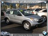 2008 Whistler Silver Metallic Honda CR-V LX #42596670