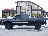 2003 Black Chevrolet Silverado 2500HD LS Crew Cab 4x4 #42682008