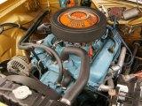 Plymouth Cuda Engines