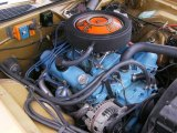 Plymouth Cuda Engines