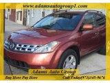 2003 Sunlit Copper Metallic Nissan Murano SL AWD #42681880
