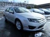 2011 Ingot Silver Metallic Ford Fusion SE #42681722