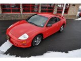 2003 Saronno Red Mitsubishi Eclipse GS Coupe #42682165