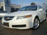 2004 White Diamond Pearl Acura TL 3.2 #42681600