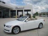 2011 Mineral White Metallic BMW 3 Series 328i Convertible #42726345