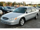 Silver Frost Metallic Ford Taurus in 2001