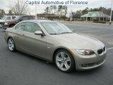 2008 Platinum Bronze Metallic BMW 3 Series 335i Convertible #42726507