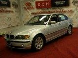2004 Titanium Silver Metallic BMW 3 Series 325i Sedan #42726536