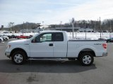 2010 Oxford White Ford F150 XLT SuperCab 4x4 #42726175