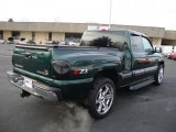 2001 Chevrolet Silverado 1500 LT Extended Cab 4x4 Custom Wheels