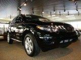 2009 Super Black Nissan Murano LE AWD #42752414