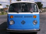 Volkswagen Bus 1978 Data, Info and Specs