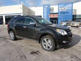2011 Black Granite Metallic Chevrolet Equinox LTZ AWD #42752648