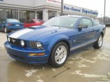 2007 Vista Blue Metallic Ford Mustang GT Premium Coupe #42752837