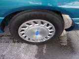 Ford Tempo Wheels and Tires
