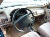 Ford Tempo Interiors