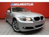 2011 Titanium Silver Metallic BMW 3 Series 328i Sedan #42752876
