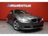 2008 Space Grey Metallic BMW 3 Series 335i Coupe #42752893