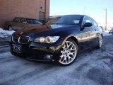 2008 Black Sapphire Metallic BMW 3 Series 328i Coupe #42752714