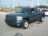 2011 Chevrolet Silverado 1500 Blue Granite Metallic