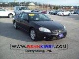 2006 Black Chevrolet Monte Carlo LTZ #42752904