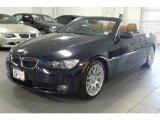 2008 Monaco Blue Metallic BMW 3 Series 328i Convertible #42752502