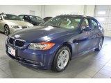 2008 Montego Blue Metallic BMW 3 Series 328xi Sedan #42752503