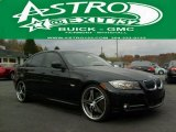 2009 Black Sapphire Metallic BMW 3 Series 335i Sedan #42753156