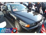 2000 Jet Black BMW 5 Series 528i Sedan #42752757