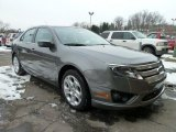 2011 Sterling Grey Metallic Ford Fusion SE #42809107
