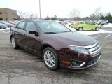 2011 Bordeaux Reserve Metallic Ford Fusion SEL #42809108