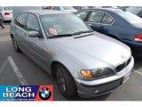 2005 Silver Grey Metallic BMW 3 Series 325i Sedan #42809288