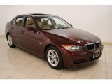 2008 Barbera Red Metallic BMW 3 Series 328xi Sedan #42809560