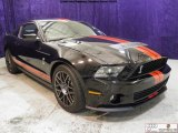 2011 Ebony Black Ford Mustang Shelby GT500 SVT Performance Package Coupe #42809300