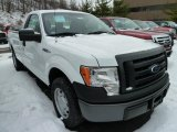 2011 Oxford White Ford F150 XL Regular Cab #42809126