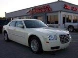 2008 Cool Vanilla White Chrysler 300 LX #4276093